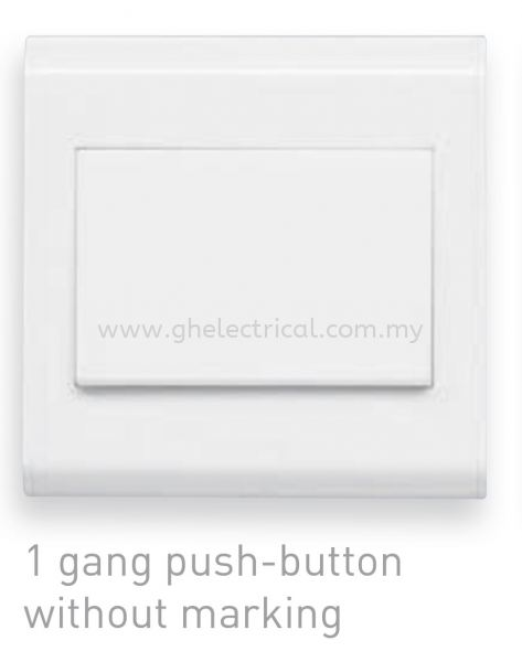 Balanko 1gang Door Bell Legrand Balanko  Switches  Kuala Lumpur (KL), Malaysia Supply, Supplier | G&H Electrical Trading Sdn Bhd