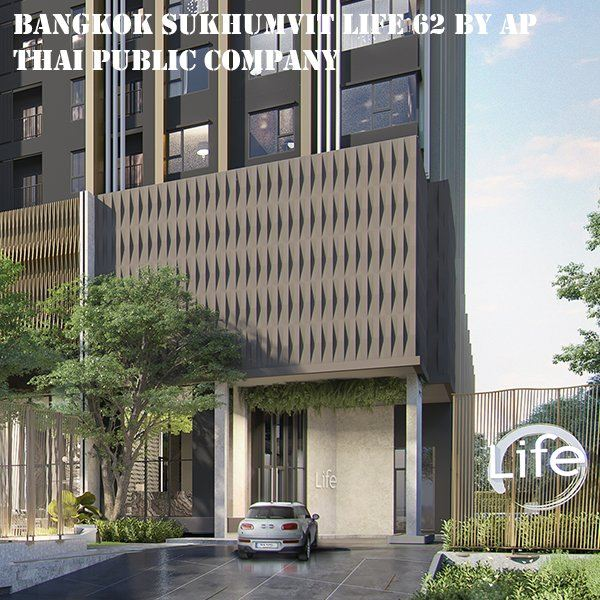 Bangkok Sukhumvit Life 62 by AP Thai Public Company Past Projects Bangkok, Thailand Property, Investment, Consultancy | Tyssen Global Management