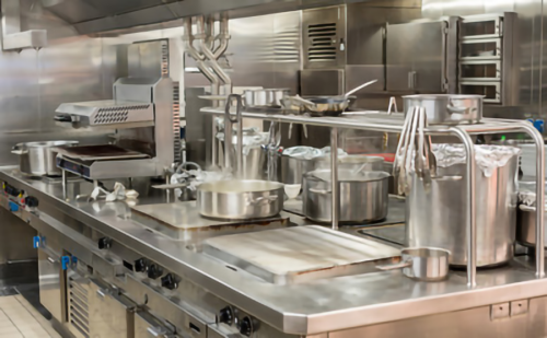 Stainless Steel for Dairy and Food Industry