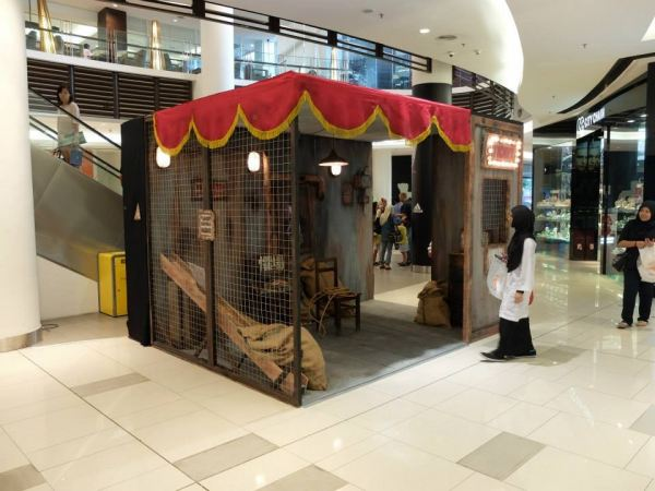 Pop up store (By theme) Roadshow production Selangor, Malaysia, Kuala Lumpur (KL), Ampang Supplier, Suppliers, Supply, Supplies | Power Ant Crevolution Sdn Bhd