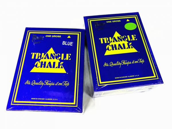 TRIANGLE CHALK CHALK Kuala Lumpur (KL), Malaysia, Selangor Supplier, Wholesale, Supply, Supplies | CUE STATION