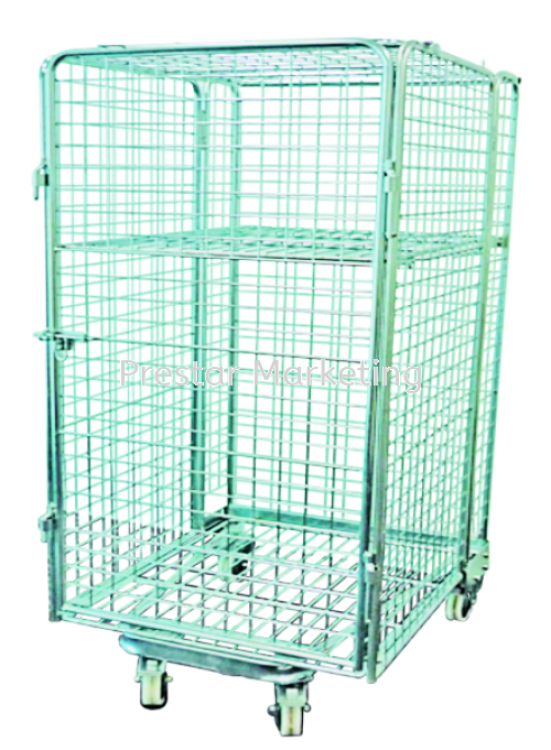 STOCKY - ROLL CAGES