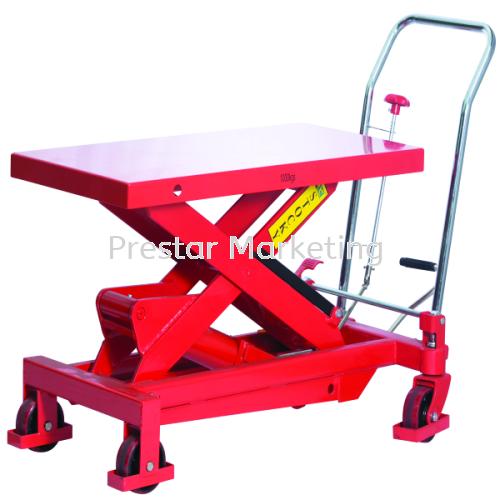 STOCKY - HYDRAULIC LIFT TABLE (750 / 1000 KG)