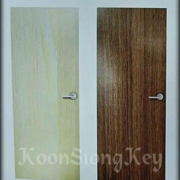 Laminate Door Laminated Door Johor Bahru JB Malaysia Supplier, Supply, Supplies | KOON SIONG KEY MARKETING SDN BHD