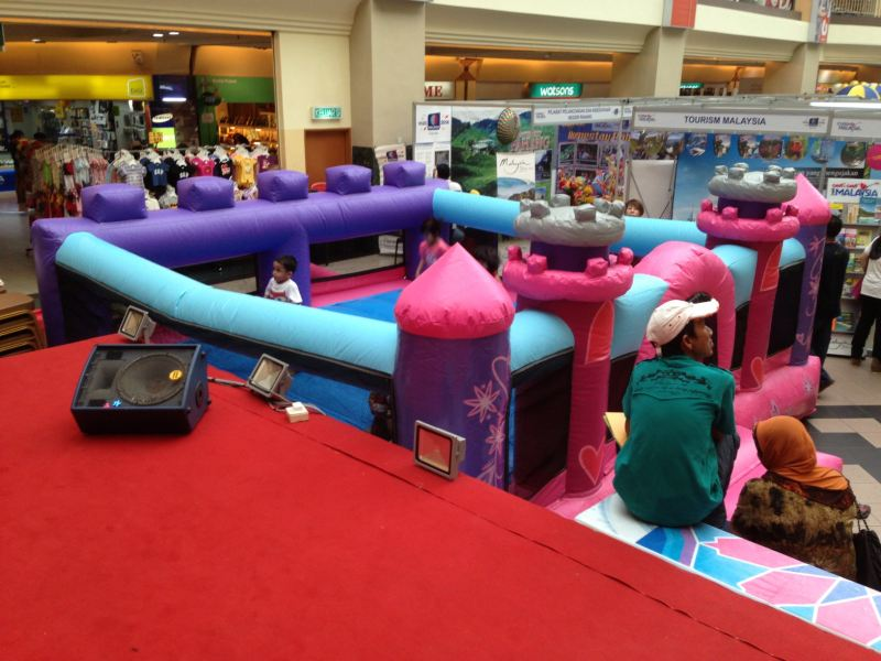 Toy Castle  Toy Castle Activity Pahang, Malaysia, Kuantan Supplier, Suppliers, Supply, Supplies | Yes Events And Branding Sdn Bhd