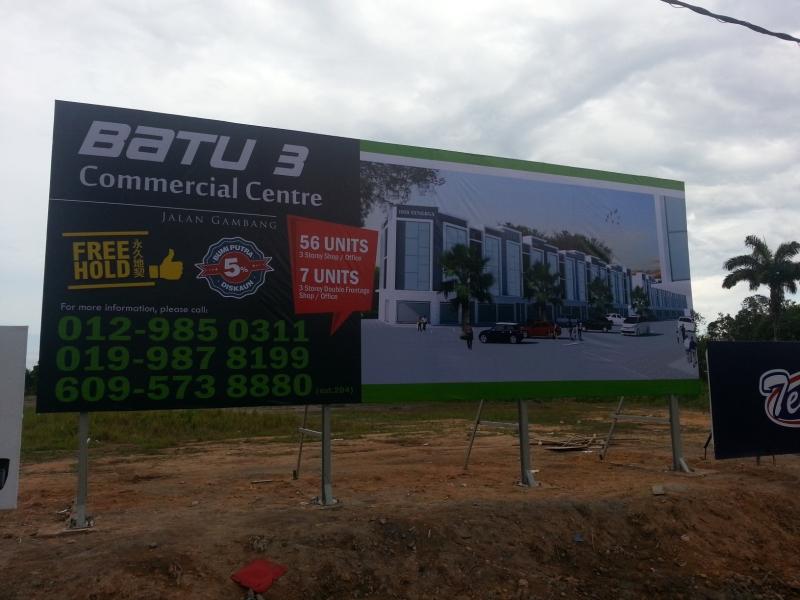 Billboard Billboard Pahang, Malaysia, Kuantan Supplier, Suppliers, Supply, Supplies | Yes Events And Branding Sdn Bhd