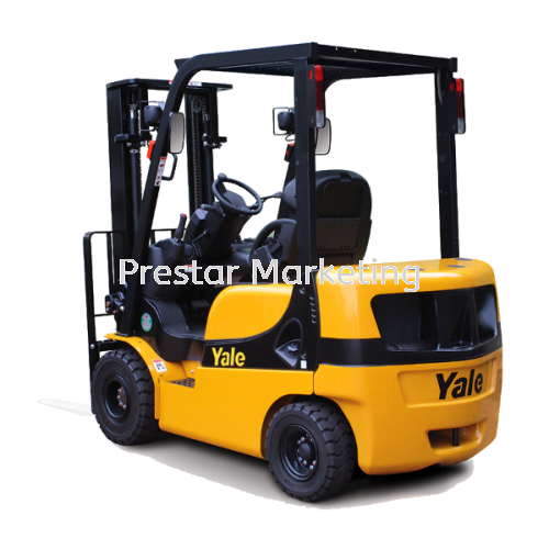 YALE - COUNTERBALANCED FORKLIFT MX SERIES