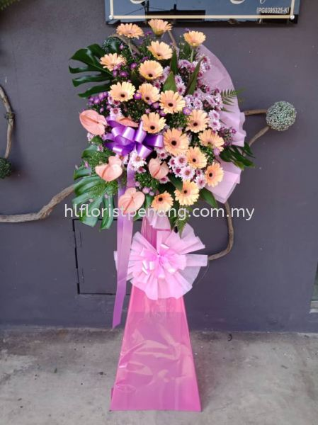 OS018 Opening Stand Penang, Butterworth, Malaysia Supplier, Suppliers, Supply, Supplies | HL Florist & Gift
