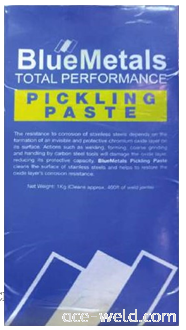 Blue Metal Pickling Paste 1KG Blue Metals Chemical Selangor, Malaysia, Kuala Lumpur (KL), Puchong Supplier, Suppliers, Supply, Supplies | ACE Weld Sdn Bhd