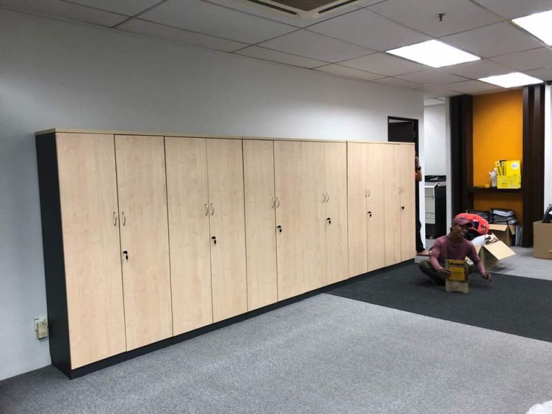 Arch File Cabinet-Kepong  INSTALLATION CABINET Selangor, Malaysia, Kuala Lumpur (KL), Klang Supplier, Suppliers, Supply, Supplies   LCH Office Equipment & Trading