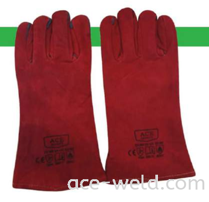 """Welding Leather Hand Glove 13"""" Hand Series Safety Equipments Selangor, Malaysia, Kuala Lumpur (KL), Puchong Supplier, Suppliers, Supply, Supplies 