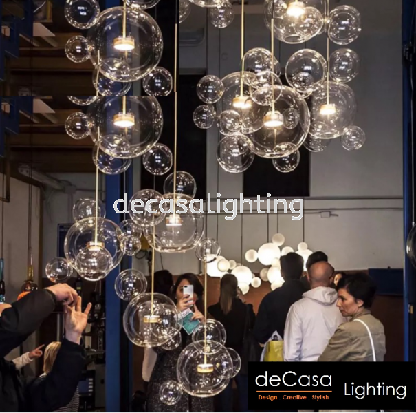 Designer Contemporary Pendant Lighting Designer Pendant Light PENDANT LIGHT Selangor, Kuala Lumpur (KL), Puchong, Malaysia Supplier, Suppliers, Supply, Supplies | Decasa Lighting Sdn Bhd
