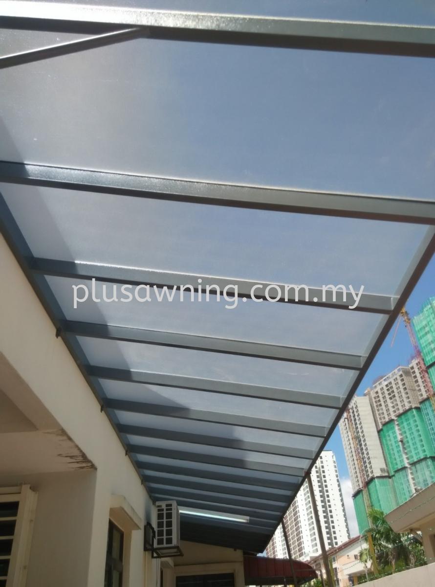 Polycarbonate Skylight Roofing Selangor Malaysia Kuala Lumpur Kl Cheras Contractor Service Plus Awning