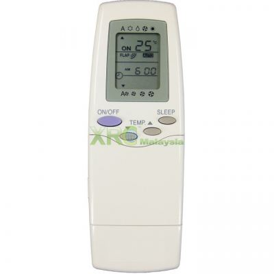 REL-0301E CARRIER AIR CONDITIONING REMOTE CONTROL