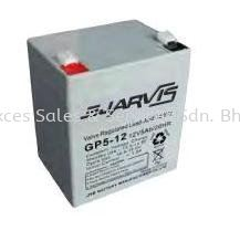E-Jarvis 12V 5Ah Backup Battery E-Jarvis SLA Backup Battery Perak, Ipoh, Malaysia Installation, Supplier, Supply, Supplies | Exces Sales & Services Sdn Bhd