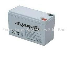 E-Jarvis 12V 7.2Ah Backup Battery E-Jarvis SLA Backup Battery Perak, Ipoh, Malaysia Installation, Supplier, Supply, Supplies | Exces Sales & Services Sdn Bhd