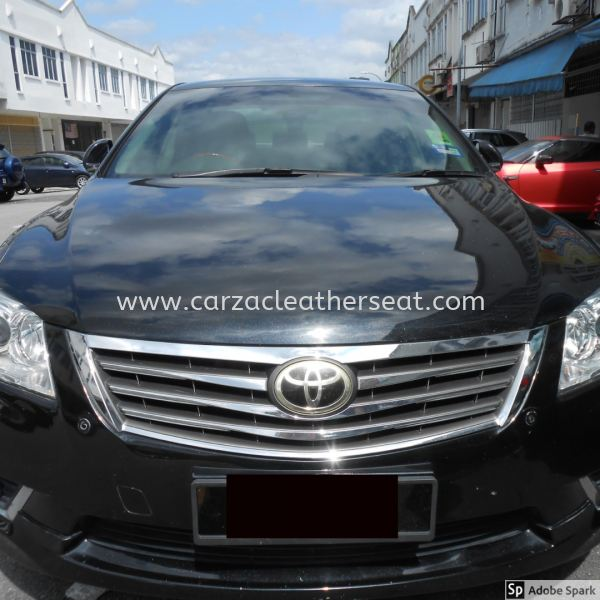 TOYOTA CAMRY DASHBOARD REPLACE SYNTHETIC LEATHER Car Dash Board Cheras, Selangor, Kuala Lumpur, KL, Malaysia. Service, Retailer, One Stop Solution | Carzac Sdn Bhd