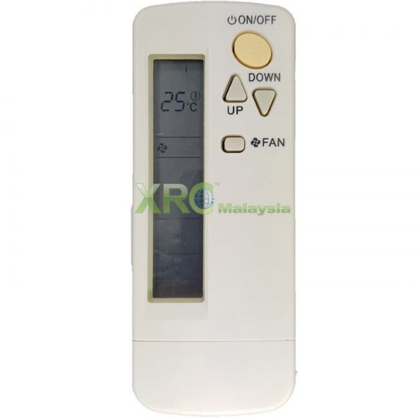 BRC4C158 DAIKIN AIR CONDITIONING REMOTE CONTROL DAIKIN AIR CONDITIONING REMOTE CONTROL Johor Bahru JB Malaysia Manufacturer & Supplier | XET Sales & Services Sdn Bhd
