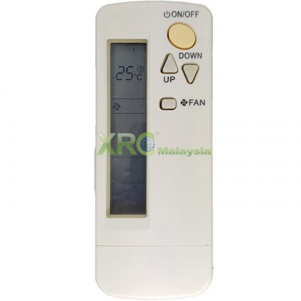 BRC4C152 DAIKIN AIR CONDITIONING REMOTE CONTROL DAIKIN AIR CONDITIONING REMOTE CONTROL Johor Bahru JB Malaysia Manufacturer & Supplier | XET Sales & Services Sdn Bhd