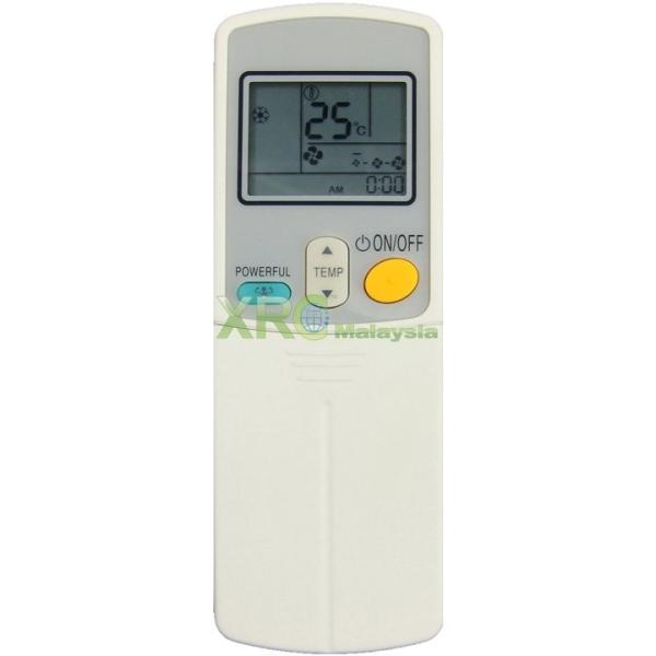ARC423A18 大金空调遥控器 大金 空调遥控器   Manufacturer & Supplier | XET Sales & Services Sdn Bhd