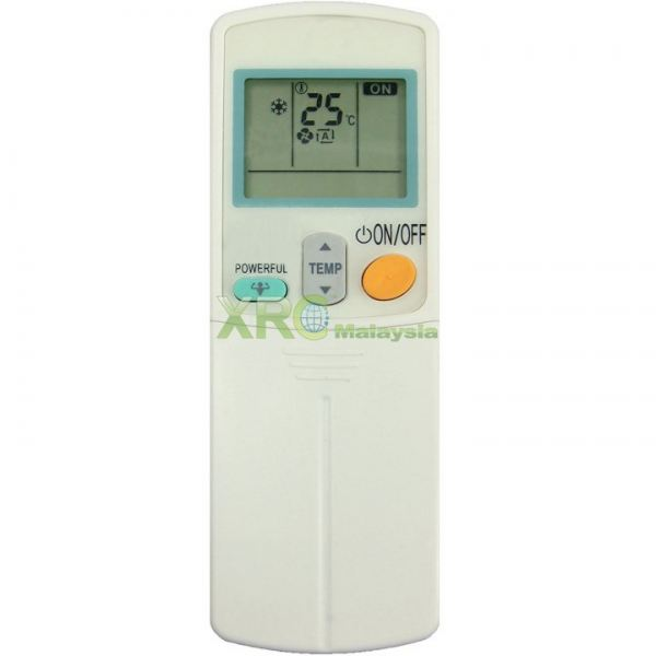 KRC-113-1 DAIKIN AIR CONDITIONING REMOTE CONTROL. DAIKIN AIR CONDITIONING REMOTE CONTROL Johor Bahru JB Malaysia Manufacturer & Supplier | XET Sales & Services Sdn Bhd