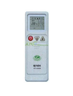 KT-HR08 HAIER UNIVERSAL MULTI AIR CONDITIONING REMOTE CONTROL