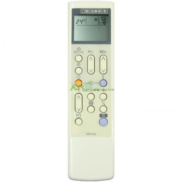 RAR-35Z HITACHI AIR CONDITIONING REMOTE CONTROL HITACHI AIR CONDITIONING REMOTE CONTROL Johor Bahru JB Malaysia Manufacturer & Supplier | XET Sales & Services Sdn Bhd