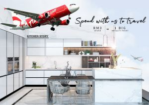 Spend With Us To Travel By AirAsia Big Points