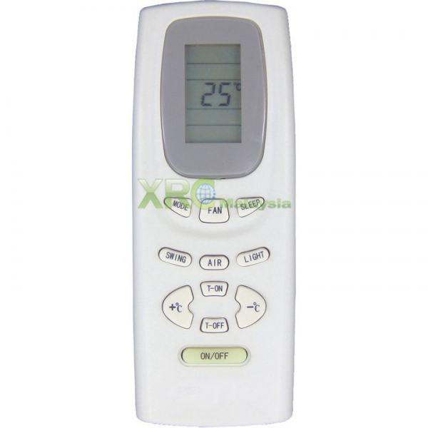 Y512I i AIR CONDITIONING REMOTE CONTROL  i AIR CONDITIONING REMOTE CONTROL Johor Bahru JB Malaysia Manufacturer & Supplier | XET Sales & Services Sdn Bhd