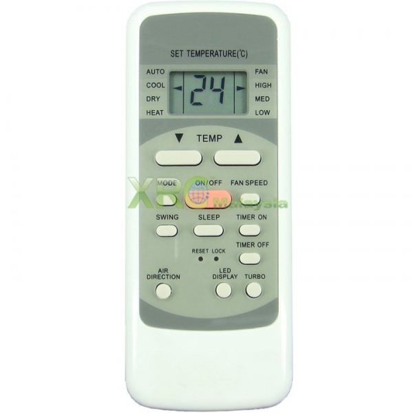 R51CB KOOLMAN AIR CONDITIONING REMOTE CONTROL  KOOLMAN AIR CONDITIONING REMOTE CONTROL Johor Bahru JB Malaysia Manufacturer & Supplier | XET Sales & Services Sdn Bhd