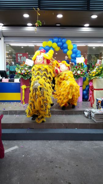 1010 Opening Gimmick Pahang, Malaysia, Kuantan Supplier, Suppliers, Supply, Supplies | Yes Events And Branding Sdn Bhd