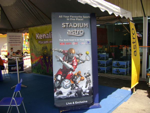 Astro Besut Astro Banner Pahang, Malaysia, Kuantan Supplier, Suppliers, Supply, Supplies | Yes Events And Branding Sdn Bhd
