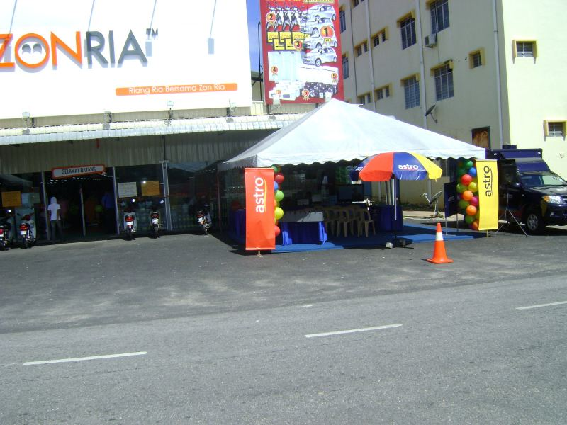 Astro Besut Astro Booth Pahang, Malaysia, Kuantan Supplier, Suppliers, Supply, Supplies | Yes Events And Branding Sdn Bhd