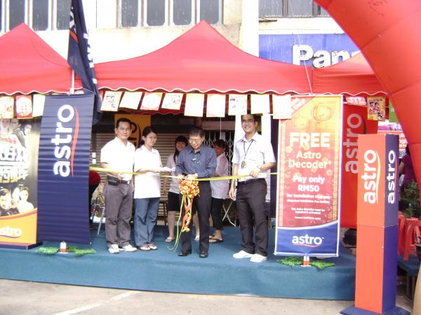 Astro Traing Gimmick Pahang, Malaysia, Kuantan Supplier, Suppliers, Supply, Supplies | Yes Events And Branding Sdn Bhd