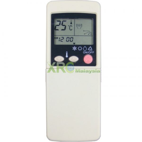 AC-S10C MECK AIR CONDITIONING REMOTE CONTROL MECK AIR CONDITIONING REMOTE CONTROL Johor Bahru JB Malaysia Manufacturer & Supplier   XET Sales & Services Sdn Bhd
