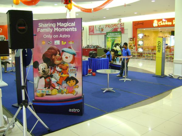 Astro Tesco KB Astro Banner Pahang, Malaysia, Kuantan Supplier, Suppliers, Supply, Supplies | Yes Events And Branding Sdn Bhd