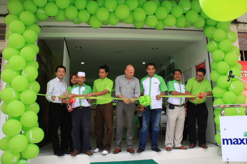 Maxis Gimmick Maxis Gimmick Pahang, Malaysia, Kuantan Supplier, Suppliers, Supply, Supplies   Yes Events And Branding Sdn Bhd