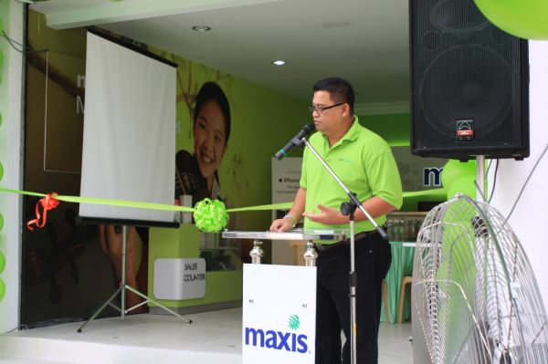 Maxis Gimmick Maxis Gimmick Pahang, Malaysia, Kuantan Supplier, Suppliers, Supply, Supplies | Yes Events And Branding Sdn Bhd