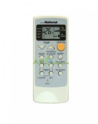 A75C713 NATIONAL AIR CONDITIONING REMOTE CONTROL