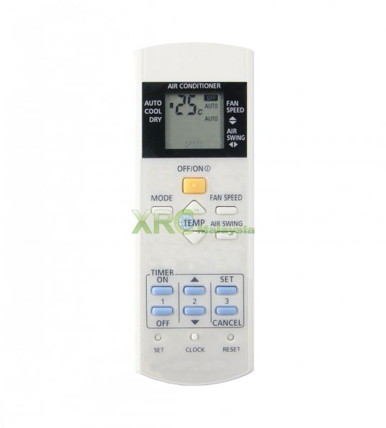 A75C3295 PANASONIC AIR CONDITIONING REMOTE CONTROL  PANASONIC AIR CONDITIONING REMOTE CONTROL Johor Bahru JB Malaysia Manufacturer & Supplier | XET Sales & Services Sdn Bhd