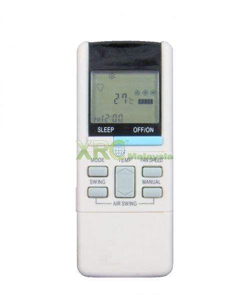 A75C640 PANASONIC AIR CONDITIONING REMOTE CONTROL  PANASONIC AIR CONDITIONING REMOTE CONTROL Johor Bahru JB Malaysia Manufacturer & Supplier | XET Sales & Services Sdn Bhd