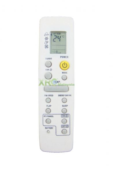 ARC-1400 SAMSUNG AIR CONDITIONING REMOTE CONTROL SAMSUNG AIR CONDITIONING REMOTE CONTROL Johor Bahru JB Malaysia Manufacturer & Supplier | XET Sales & Services Sdn Bhd