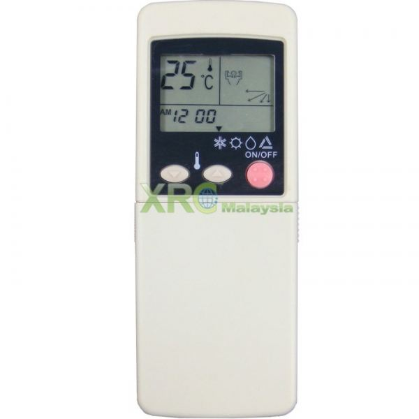 FAC-01 FUJITECH AIR CONDITIONING REMOTE CONTROL FUJITECH AIR CONDITIONING REMOTE CONTROL Johor Bahru JB Malaysia Manufacturer & Supplier   XET Sales & Services Sdn Bhd