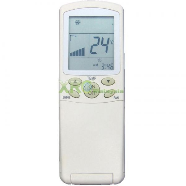 YL-H82 HAIER AIR CONDITIONING REMOTE CONTROL  HAIER AIR CONDITIONING REMOTE CONTROL Johor Bahru JB Malaysia Manufacturer & Supplier | XET Sales & Services Sdn Bhd