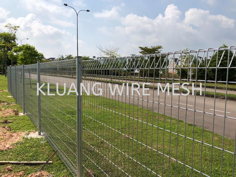 Security fence Security Fence Johor, Malaysia, Kluang Supplier, Suppliers, Supply, Supplies | Kluang Wire Mesh