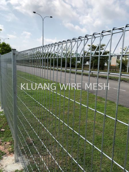 Security fence Security Fence Johor, Malaysia, Kluang Supplier, Suppliers, Supply, Supplies | Kluang Wire Mesh (M) Sdn Bhd