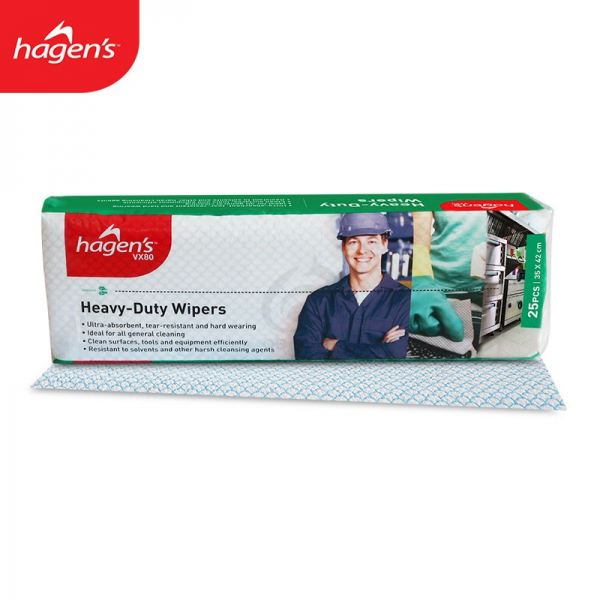 Hagen's Heavy Duty Wipers (VX80) Surface Wiper Food Service Selangor, Malaysia, Kuala Lumpur (KL), Puchong Supplier, Suppliers, Supply, Supplies | Obtech Corporation (M) Sdn Bhd