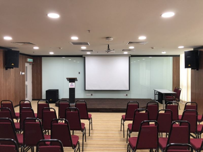 Installation At Shah Alam INSTALLATION SOUND SYSTEM Selangor, Malaysia, Kuala Lumpur (KL), Klang Supplier, Suppliers, Supply, Supplies | LCH Office Equipment & Trading