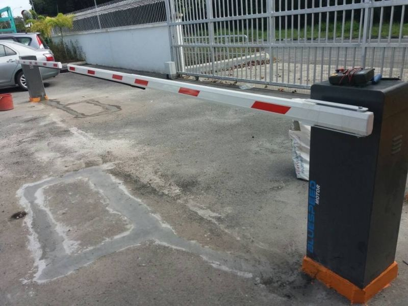 Installation At Klang INSTALLATION BARRIER GATE SECURITY SURVEILLANCE Selangor, Malaysia, Kuala Lumpur (KL), Klang Supplier, Suppliers, Supply, Supplies | LCH Office Equipment & Trading