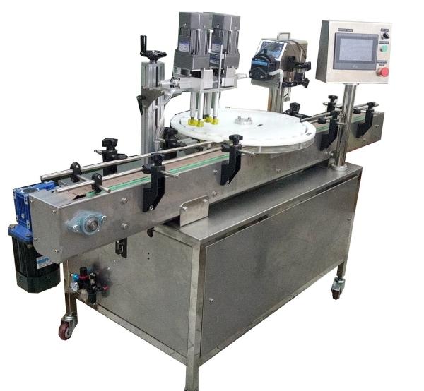 Automatic vape e-cigarette juice filling and capping machine liquid filling machine Filling Machine Seri Kembangan, Selangor, Kuala Lumpur, KL, Malaysia. Supplier, Manufacturer, Repair | IAE Industries Trading & Services